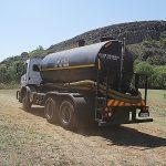 dump truckers pump